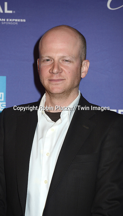 """director Emanuel Hoss-Desmarais attends the """"Whitewash"""" screening at The Tribeca Film Festival on April 19, 2013 at SVA Theatre in New York City."""
