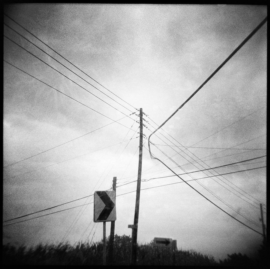 Near Harrisburg, PA, August 8, 2008 -