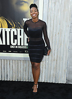 "05 August 2019 - Hollywood, California - Sasheer Zamata. ""The Kitchen"" Los Angeles Premiere held at TCL Chinese Theatre.  <br /> CAP/ADM/BT<br /> ©BT/ADM/Capital Pictures"