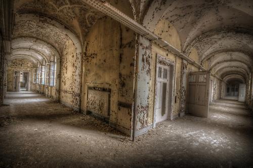 An old chest clinic.<br /> Heimst&auml;tte f&uuml;r Brustkranke