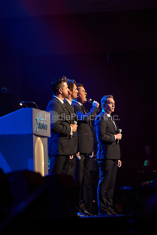 """ST. PAUL, MN JULY 16: ARIA perform at the Starkey Hearing Foundation """"So The World May Hear Awards Gala"""" on July 16, 2017 in St. Paul, Minnesota. Credit: Tony Nelson/Mediapunch"""