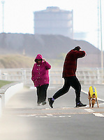 WEATHER PICTURE WALES Thursday 23 February 2017<br />