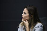 SÃO PAULO, SP, 07.11.2019 - POLITICA-SP - Patricia Ellen, Secretária Estadual de Desenvolvimento Econômico de São Paulo, participa do anúncio de iniciativas para inserir pequenas e médias empresas na Quarta Revolução Industrial, parte do Projeto CITI – Centro Internacional de Tecnologia e Inovação, no Palácio dos Bandeirantes, em São Paulo, nesta quinta-feira, 7. (Foto Charles Sholl/Brazil Photo Press/Folhapress)