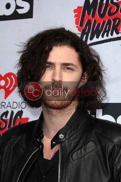 Hozier<br /> at the iHeart Radio Music Awards 2016 Arrivals, The Forum, Inglewood, CA 04-03-16<br /> David Edwards/DailyCeleb.com 818-249-4998