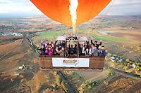 20150722 July 22 Hot Air Balloon Gold Coast