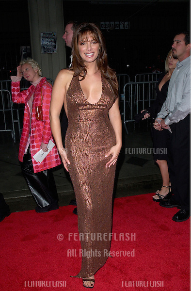 Actress ALEX MENESES at the 3rd Annual TV Guide Awards in Los Angeles..2001.   © Paul Smith/Featureflash