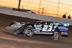 Feb 17, 2014; 6:22:36 PM;  Barberville, FL, USA;  World of Outlaws Late Model Series for 43rd Annual DIRTcar Nationals presented by Summit Racing Equipment at Volusia Speedway Park.  Mandatory Credit: (thesportswire.net)