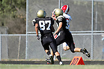 Palos Verdes, CA 09/10/09 - Chandler Tayek (#30), Kevin Young (#87)