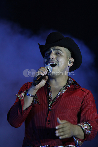 Espinoza Paz in concert in Valeriana kicking off the Durango International Fair. Mexico. June 29, 2012. © C.Marquez/NortePhoto/MediaPunch Inc. ***FOR USA ONLY***