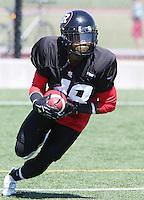 Chika Madu Ottawa RedBlacks 2014. Photo Scott Grant