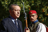 2017 12 07 Turkey president Erdogan visits Athens, Greece