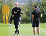 Alan Knill assistant manager during the Sheffield Utd training session at the Shirecliffe Training Complex , Sheffield. Picture date: September 29th, 2016. Pic Simon Bellis/Sportimage