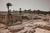 20 levels of civilizations have been unearthed at Megiddo which was a Canaanite City in the Old Testament