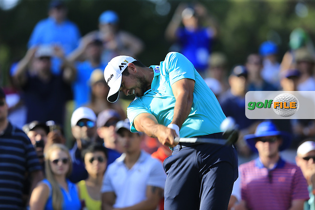 Jason day (AUS) during round 3 of the Players, TPC Sawgrass, Championship Way, Ponte Vedra Beach, FL 32082, USA. 14/05/2016.<br /> Picture: Golffile | Fran Caffrey<br /> <br /> <br /> All photo usage must carry mandatory copyright credit (&copy; Golffile | Fran Caffrey)