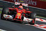 Kimi Raikkonen (FIN), Scuderia Ferrari<br />  Foto © nph / Mathis