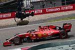 13.04.2019, Shanghai Audi International Circuit, Shanghai, 2019 FORMULA 1 HEINEKEN CHINESE GRAND PRIX<br /> im Bild<br />Sebastian Vettel (GER#5), Scuderia Ferrari<br /> <br /><br /> <br /> Foto &copy; nordphoto / Bratic