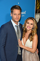 Justin Hartley &amp; Chrishell Stause at the premiere party for &quot;American Woman&quot; at the Chateau Marmont, Los Angeles, USA 31 May 2018<br /> Picture: Paul Smith/Featureflash/SilverHub 0208 004 5359 sales@silverhubmedia.com