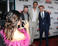 www.acepixs.com<br /> <br /> August 3 2017, LA<br /> <br /> Jenna Dewan Tatum takes pictures of Channing Tatum arriving at the premiere of Amazon's 'Comrade Detective' at the ArcLight Hollywood on August 3, 2017 in Hollywood, California<br /> <br /> By Line: Peter West/ACE Pictures<br /> <br /> <br /> ACE Pictures Inc<br /> Tel: 6467670430<br /> Email: info@acepixs.com<br /> www.acepixs.com