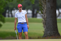 Carlota Ciganda (ESP) looks over the green on 1 during round 4 of the 2019 US Women's Open, Charleston Country Club, Charleston, South Carolina,  USA. 6/2/2019.<br /> Picture: Golffile | Ken Murray<br /> <br /> All photo usage must carry mandatory copyright credit (© Golffile | Ken Murray)
