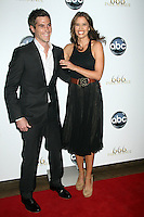 NEW YORK, NY - SEPTEMBER 24: Dave Annable and Mercedes Masohn attend the premiere screening  of  ABC TV series  666 Park Avenue at the Crosby Street Hotel in New York City. © RW/MediaPunch Inc.