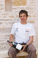 Vincent Rapet owner domaine rapet p & f pernand-vergelesses cote de beaune burgundy france
