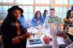 Herbal Notes Cannabis infused dinner party in Fremont, Seattle, June 10, 2018. Photo by Daniel Berman
