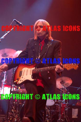 TOM PETTY AND THE HEARTBREAKERS, Live, In New York City,.Madison Sqare Garden, June 20, 2006. .Photo Credit: Eddie Malluk/Atlas Icons.com