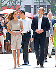 """CATHERINE, DUCHESS OF CAMBRIDGE AND PRINCE WILLIAM.attend a cultural event in Queenstown, Singapore..They couple were welcomed by a large crowd during their visit_12/09/2012.Mandatory credit photo: ©DIASIMAGES/NEWSPIX INTERNATIONAL..(Failure to credit will incur a surcharge of 100% of reproduction fees)..                **ALL FEES PAYABLE TO: """"NEWSPIX INTERNATIONAL""""**..IMMEDIATE CONFIRMATION OF USAGE REQUIRED:.DiasImages, 31a Chinnery Hill, Bishop's Stortford, ENGLAND CM23 3PS.Tel:+441279 324672  ; Fax: +441279656877.Mobile:  07775681153.e-mail: info@newspixinternational.co.uk"""