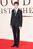 Alex Lawther<br /> arriving for the World Premiere of &quot;Goodbye Christopher Robin&quot; at the Odeon Leicester Square, London<br /> <br /> <br /> &copy;Ash Knotek  D3311  20/09/2017