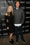 Stuart Weitzman CMO Susan Duffy and Stuart Weitzman CEO Wayne Kulkin Attend Stuart Weitzman & Gilt Launch Exclusive Digital Pop-up Shop to Celebrate the 20th Anniversary of the 5050 Boot at NeueHouse, NY