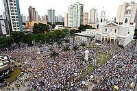 o Círio em homenagem a Nossa Senhora de Nazaré.14/10/2012Belém, Pará, Brasil.Foto Paulo Santos/Interfoto