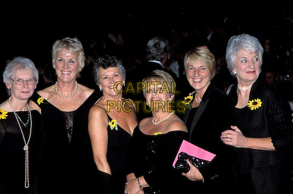 Original CALENDAR GIRLS.Calendar Girls Film Premiere at Odeon, Leicester Square.www.capitalpictures.com.sales@capitalpictures.com.© Capital Pictures..half length, half-length