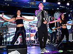 "MIAMI BEACH, FL - APRIL 27: Nayi performs at the Billboard Latin Music Conference and Awards - day 1 during the ""Mas Y Mas Musica"" Sixth Edition Artist Showcase at Ocean's Ten on April 27, 2015 in Miami Beach, Florida. ( Photo by Johnny Louis / jlnphotography.com )"