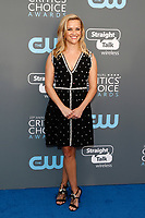 Reese Witherspoon attends the 23rd Annual Critics' Choice Awards at Barker Hangar in Santa Monica, Los Angeles, USA, on 11 January 2018. - NO WIRE SERVICE - Photo: Hubert Boesl/dpa /MediaPunch ***FOR USA ONLY***