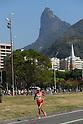 Kayoko Fukushi (JPN), <br /> AUGUST 14, 2016  - Marathon : <br /> Women's Marathon <br /> at Sambodromo <br /> during the Rio 2016 Olympic Games in Rio de Janeiro, Brazil. <br /> (Photo by YUTAKA/AFLO SPORT)