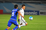 NASAF (UZB) vs AL AIN (UAE) during the 2016 AFC Champions League Group D Match Day 5 match on 19 April 2016 in Qarshi, Uzbekistan.