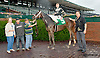 Escrow Kid winning at Delaware Park on 10/7/13