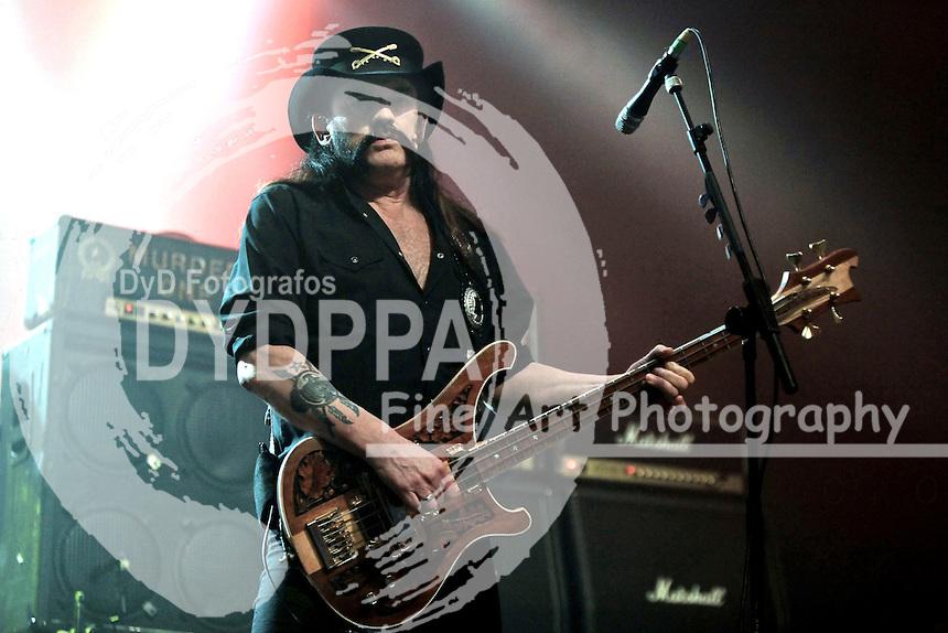 Motörhead Konzert in der Columbiahalle, Berlin