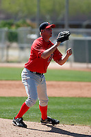 Buddy Boshers - Los Angeles Angels - 2009 spring training.Photo by:  Bill Mitchell/Four Seam Images