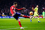 Santiago Arias of Atletico de Madrid in action during the La Liga 2018-19 match between Atletico Madrid and FC Barcelona at Wanda Metropolitano on November 24 2018 in Madrid, Spain. Photo by Diego Souto / Power Sport Images