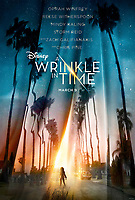 A Wrinkle in Time (2018) <br /> POSTER ART<br /> *Filmstill - Editorial Use Only*<br /> CAP/KFS<br /> Image supplied by Capital Pictures
