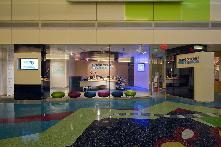 Seacrest Studios at Children's Hospital Colorado| FKP Architects