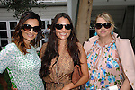 Nina Takesh, Natalie Martin, Ariana Lambert Smeraldo==<br /> LAXART 5th Annual Garden Party Presented by Tory Burch==<br /> Private Residence, Beverly Hills, CA==<br /> August 3, 2014==<br /> &copy;LAXART==<br /> Photo: DAVID CROTTY/Laxart.com==