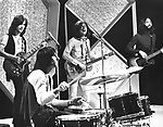 KINKS 1971 Dave Davies, Mick Avory, Ray Davies and John Dalton..© Chris Walter..