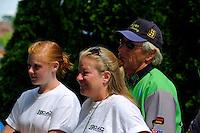 Daryl Balcom, Paige & Lisa.Bay City River Roar, Bay City,Michigan USA.26-2821 June, 2009..©F. Peirce Williams 2009 USA.F.Peirce Williams.photography.ref: RAW (.NEF) File Available