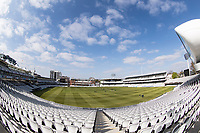 Lords - looking in fine shape before the start of play during Middlesex CCC vs Lancashire CCC, Specsavers County Championship Division 2 Cricket at Lord's Cricket Ground on 11th April 2019