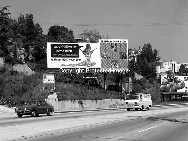 1968 Casino Royale billboard