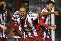 Stourbridge v Whitehawk - FA CUP 1st round replay - 14.11.2016