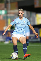 Gemma Bonner of Manchester City Women during Chelsea Women vs Manchester City Women, FA Women's Super League FA WSL1 Football at Kingsmeadow on 9th September 2018