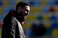 Antonio Donnarumma of AC Milan is seen ahead the Serie A 2018/2019 football match between Frosinone and AC Milan at stadio Benito Stirpe, Frosinone, December, 26, 2018 <br />  Foto Andrea Staccioli / Insidefoto